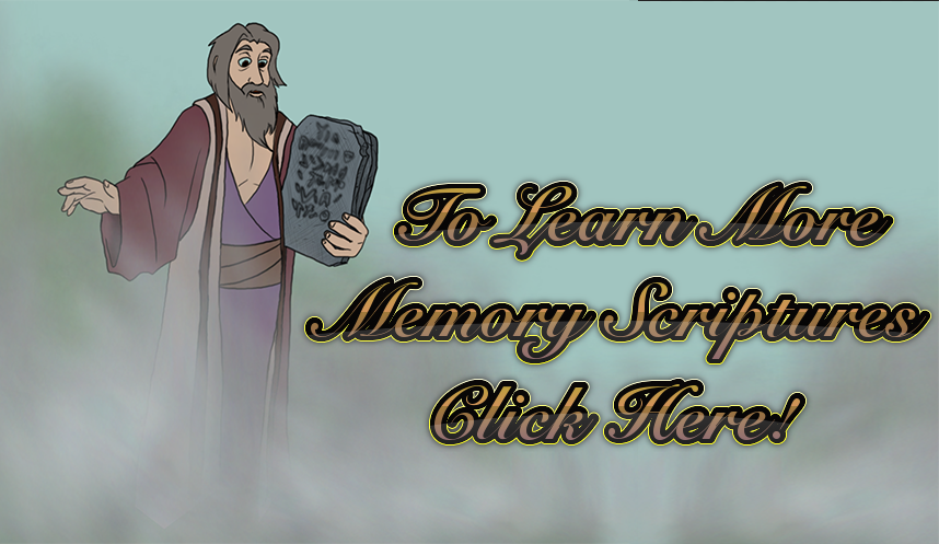 Memory Scriptures Selections Page
